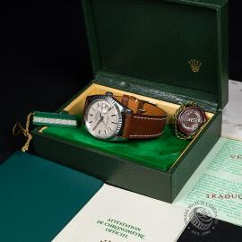 RO1918P Rolex Vintage Datejust 36 Box