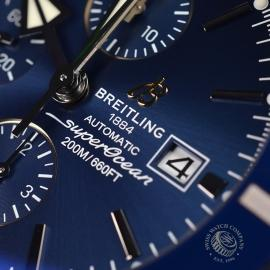 21491S Breitling Superocean Heritage II 46mm Chronograph Close9