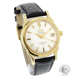 Vintage Omega Constellation 18ct Dial