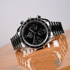 OM22263S Omega Speedmaster Co-Axial 38 Close10