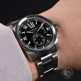 CA18590S Cartier Calibre de Cartier Wrist
