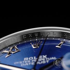 RO22129S Rolex Datejust 41 Unworn Close5