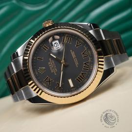 RO22735S Rolex Datejust II Close3
