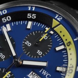 IW22457S IWC Aquatimer Chronograph 'Calypso' Close3