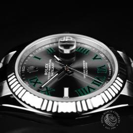 RO22028S Rolex Datejust 41 Close6 1