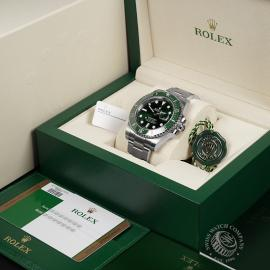RO22274S Rolex Submariner Date Ceramic 'Hulk' Unworn Box