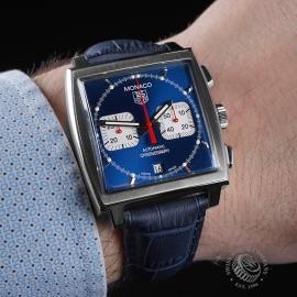 TA21612S Tag Heuer Monaco Wrist