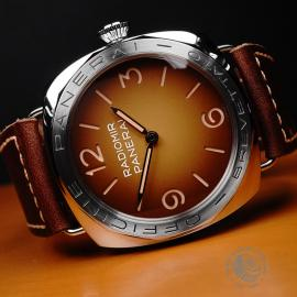PA21873S Panerai Radiomir 3 Days Acciaio Brevettato Close10