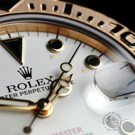 RO21757S Rolex Yacht-Master Mid size 18ct Close6