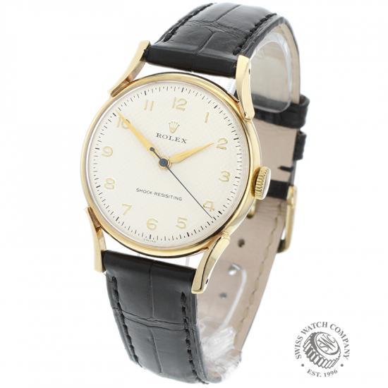 Rolex Vintage 9ct Dress Watch